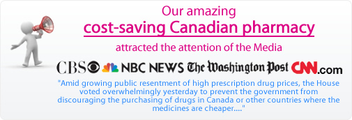 Canadian Prescription Savers in the Media